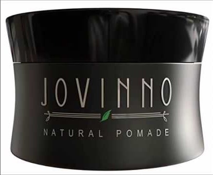 Natural pomade for men
