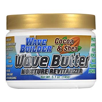 shea butter wave grease