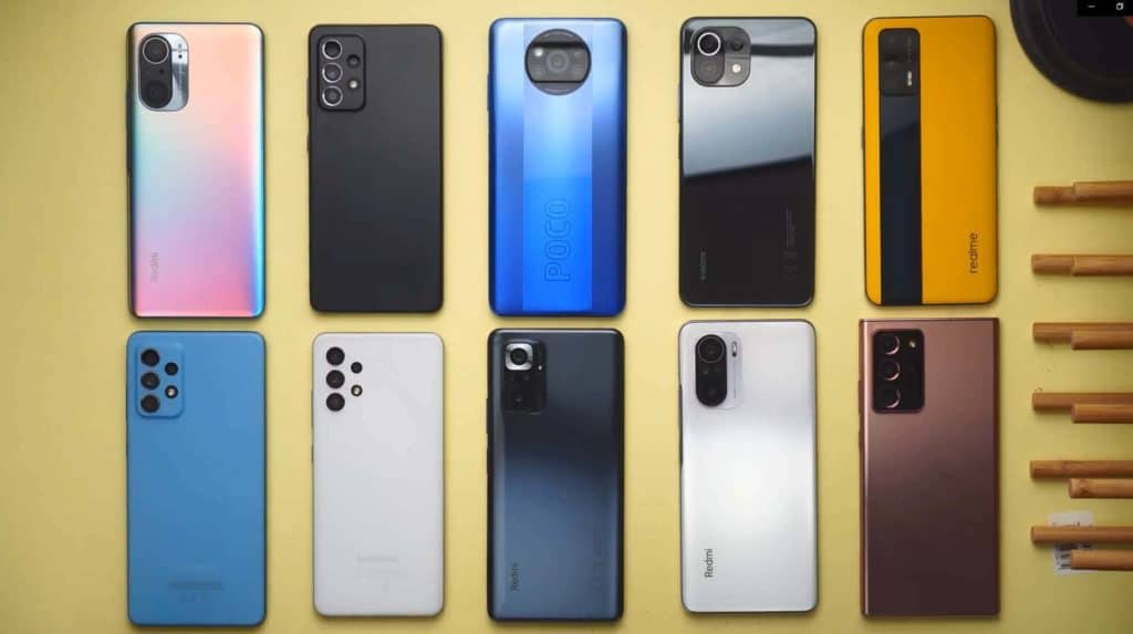 Best Phone of 2021